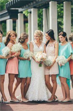 Wedding mint