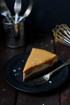 Wicked sweet kitchen: Dulce de leche cheesecake