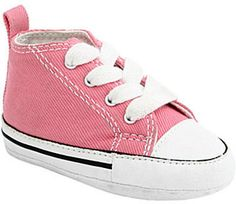 "ShopStyle: Converse Infants ""First Star"" Crib Shoes"