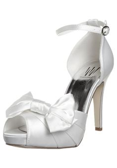 Wildflower - CELIA - High Heel Peeptoe - ivory
