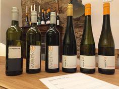 Vertikale #dreamweaver  #Weingut #werk2 #werk2weine #Vinothek #Weinprobe #Geisenheim #Riesling #Rheingau #winetasting #winemaker #winery #ilikewine #instawine #HANDEMADE  #weingutwerk2