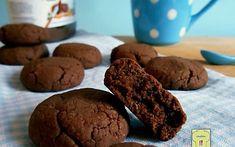 Biscotti alla nutella, con 3 ingredienti in 15 minuti