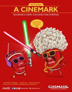 Cinemark em campanha da Z+ | Clube de Criação