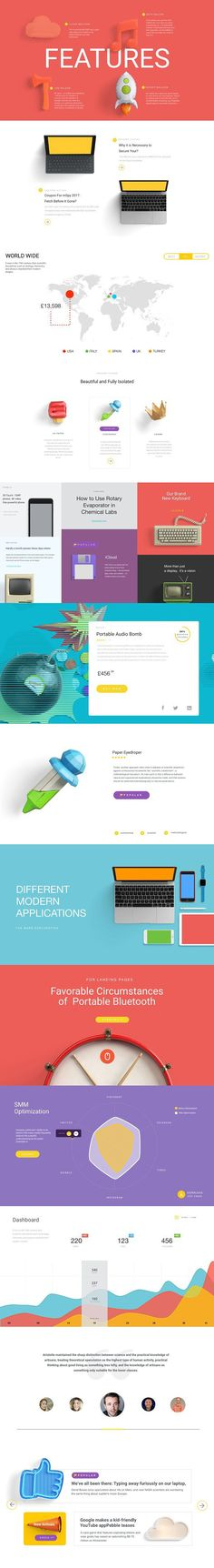 Infographic Ideas infographic proposal template : Medical PPT Vertical Template
