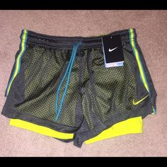 Nike dri fit shorts Brand new dri fit Nike shorts size small new with tags TRADES Nike Shorts
