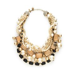 Statement Necklaces - This one is a Kate Spade