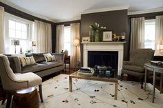 Area rugs living room