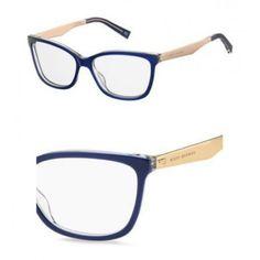 5c6f9cc854 Eyeglasses Marc Jacobs 206 0PJP Blue Eyeglasses
