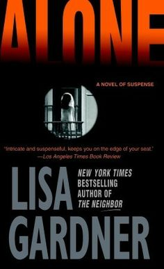 """""""Alone"""" (Detective D.D. Warren, Book #1) 