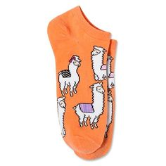 Women's Low-Cut Socks 1-Pack Animals One Size - Xhilaration™ : Target