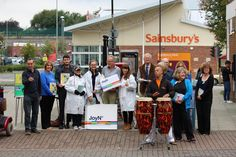 SOCIAL prescriptions in the Cam and Dursley area have been expanded with the launch of a new initiative.