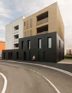 Studio Castiglioni & Nardi aa, Luca Compri // LCA architetti, Paolo Favole, Roberto Mascazzini, Simone Bossi · Figino: the sustainable village