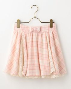 起毛チェックスカパン Liz Lisa, Kawaii Fashion, Ballet Skirt, My Style, Skirts, Closet, Outfits, Tutu, Armoire