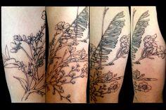 Tattoo by Brucius at Black & Blue Tattoo