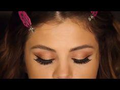 Selena Gomez Shares Revival Tour Makeup Tutorial On Instagram - YouTube