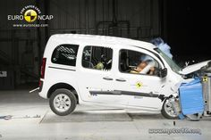 Mercedes-Benz Citan, Crash Test Euro NCAP 2013