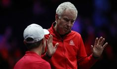 John McEnroe reveals the four players who can beat Nadal Federer Djokovic and Murray