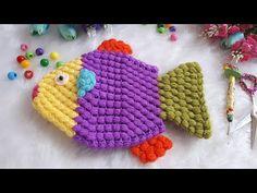 how to start Crochet Fish, Diy Crochet, Crochet Flowers, Crochet Hats, Crochet Designs, Crochet Patterns, Tarot Gratis, Crochet Videos, Diy And Crafts