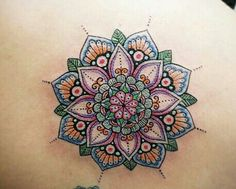 Super flowers tattoo mandala tat Ideas - Super flowers tattoo mandala tat Ideas You are in the right place about tiny tattoo - Wrist Tattoos, Foot Tattoos, Body Art Tattoos, Tattos, Mandala Tattoo Shoulder, Shoulder Tattoo, Mandala Sleeve, Design Tattoo, Mandala Tattoo Design