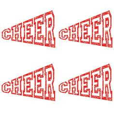This Red Cheer Megaphone Glitter Temporary Tattoo features a cheer logo in the shape of a cheering megaphone. Our Red Cheerphone Tattoos measure approximately 1 inch. Cheer Megaphone, Cheer Coaches, Cheer Mom, Cheer Birthday Party, Cheer Party, Diy Tattoo, Cheer Tattoo, Cheer Pictures, Cheer Pics