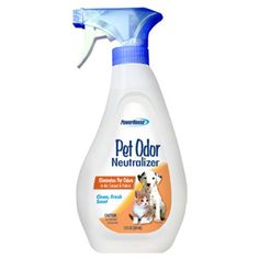 Dog Nursing Supplies - PowerHouse Pet Odor Neutralizer with Trigger Spray 13 Ounce -- See this great product. (This is an Amazon affiliate link)