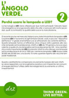 La prima pubblicazione del nostro blog DRZ che tratta dell'energia verde.