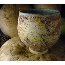 pottery how to make leaf bowl out of clay - Google Search