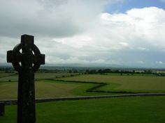 View from the top of the Rock of Cashel - Cashel, Ireland The Rock, Places Ive Been, Ireland, World, Top, The World, Rock, Irish, Crop Shirt