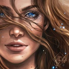 A Court Of Wings And Ruin, A Court Of Mist And Fury, Fanart, Sara J Maas, Feyre And Rhysand, Roses Book, Sarah J Maas Books, Very Scary, Look At The Stars