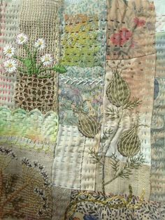 Image result for Stitched Textiles: stitch and pattern