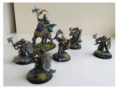 Age of Sigmar - Stormcast Eternals #AoS #AgeOfSigmar #Stormcast #Sigmar #GamesWorkshop #Miniature #Miniatures