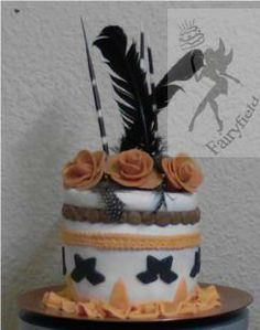 our ever popular african calabash by Fairyfield Cakes  Place your special cake order now  fairyfield@live.com or call 083 942 7354  Turn your event into an occasion with a fairyfield cake African Wedding Cakes, Popular, Live, Desserts, Food, Tailgate Desserts, Deserts, Essen, Popular Pins