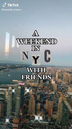 New York City Vacation, Visit New York City, New York City Travel, Vacation Places, Fun Places To Go, Beautiful Places To Travel, New York Travel Guide, Nyc Life, Adventure Travel