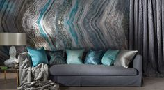 Surround Wallcoverings by Zinc – James Dunlop Textiles | Upholstery, Drapery & Wallpaper fabrics