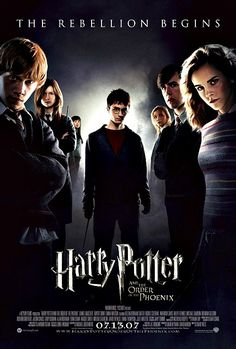 44/365 films: Harry Potter & The Order of...