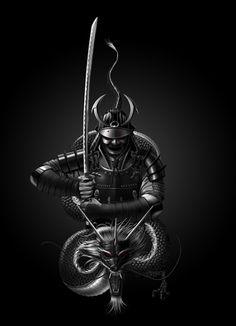 VargesART: Tattoo Samurai                                                                                                                                                                                 Más