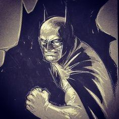 Batman by Andy Kubert