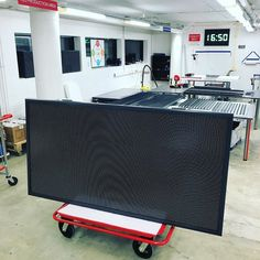 We produce custom HQ Smart LED displays in Estonia. Worlds slimmest in their class of highly durable sea and port proof. Lot of effort and work goes into but we love what we do. Contact us for any orders. #estonia #LED #displays #sea #port #military #sloutions