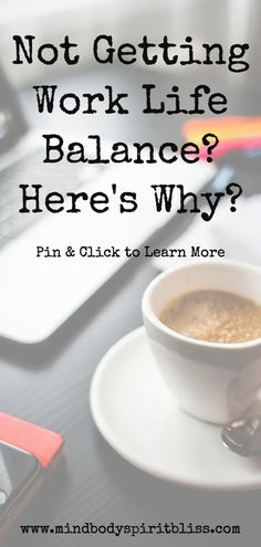 You could enjoy your life and find your purpose if you learned the right way to apply work life balance and stop believing work life balance doesn't exist. Take Care Of Yourself, Finding Yourself, Work Life Balance Quotes, Enjoy Your Life, Feeling Overwhelmed, Time Management, Have Time, Believe In You, How To Stay Healthy