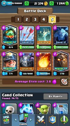 This deck is great AF