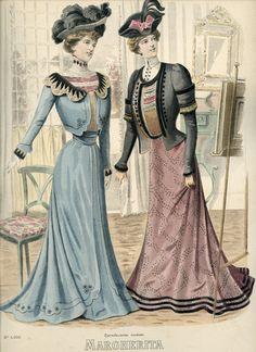Belle epoque storia del costume