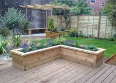 Back Garden Design, Garden Design Plans, Backyard Garden Design, Small Backyard Landscaping, Back Gardens, Small Gardens, Outdoor Gardens, Modern Gardens, Paving Stone Patio