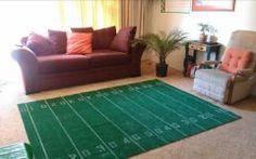 Football Area Rugs