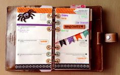 Amanda showing us her Halloween week using our Halloween set of Trendy Page Dots.  Twine It Up! with Trendy Twine