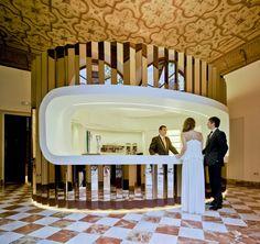 Restaurante Real Casino de Murcia / Real Casino de Murcia restaurant