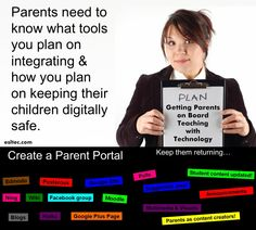 Getting Parents on Board, #Teaching with #Technology