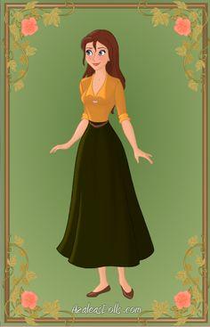 Jane Porter { Teacher Outfit } by kawaiibrit on deviantART