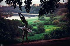 dancing silhouette by Георгий  Чернядьев (Georgiy Chernyadyev) on 500px