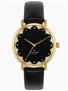 Kate Spade  - a thousand times more femme than my current watch... but so pretty!