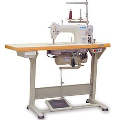 i use one almost everyday, its like a best friend ^-^ Juki 8700 Industrial Sewing Machine